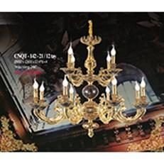 Đèn Chùm Nến PT6 CNQT-142-21/12TAY Ø900xC900