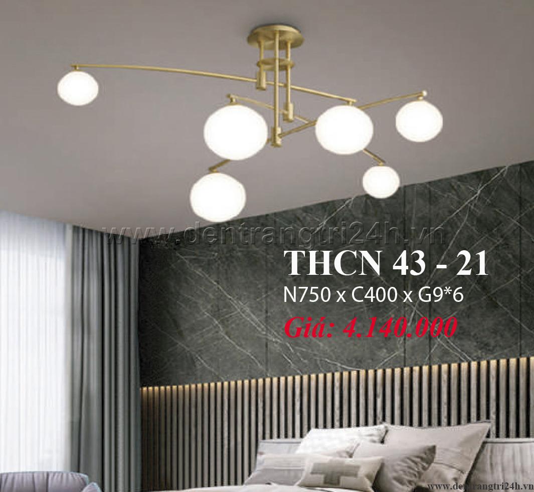 Đèn Chùm Nghệ Thuật PT6 THCN 43-21 N750xC400
