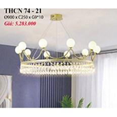 Đèn Chùm Nghệ Thuật PT6 THCN 74-21 Ø900xC250