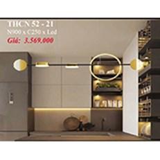 Đèn Chùm Nghệ Thuật PT6 THCN 52-21 N900xC250