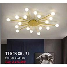 Đèn Trần Nghệ Thuật PT6 THCN 80-21 Ø1100