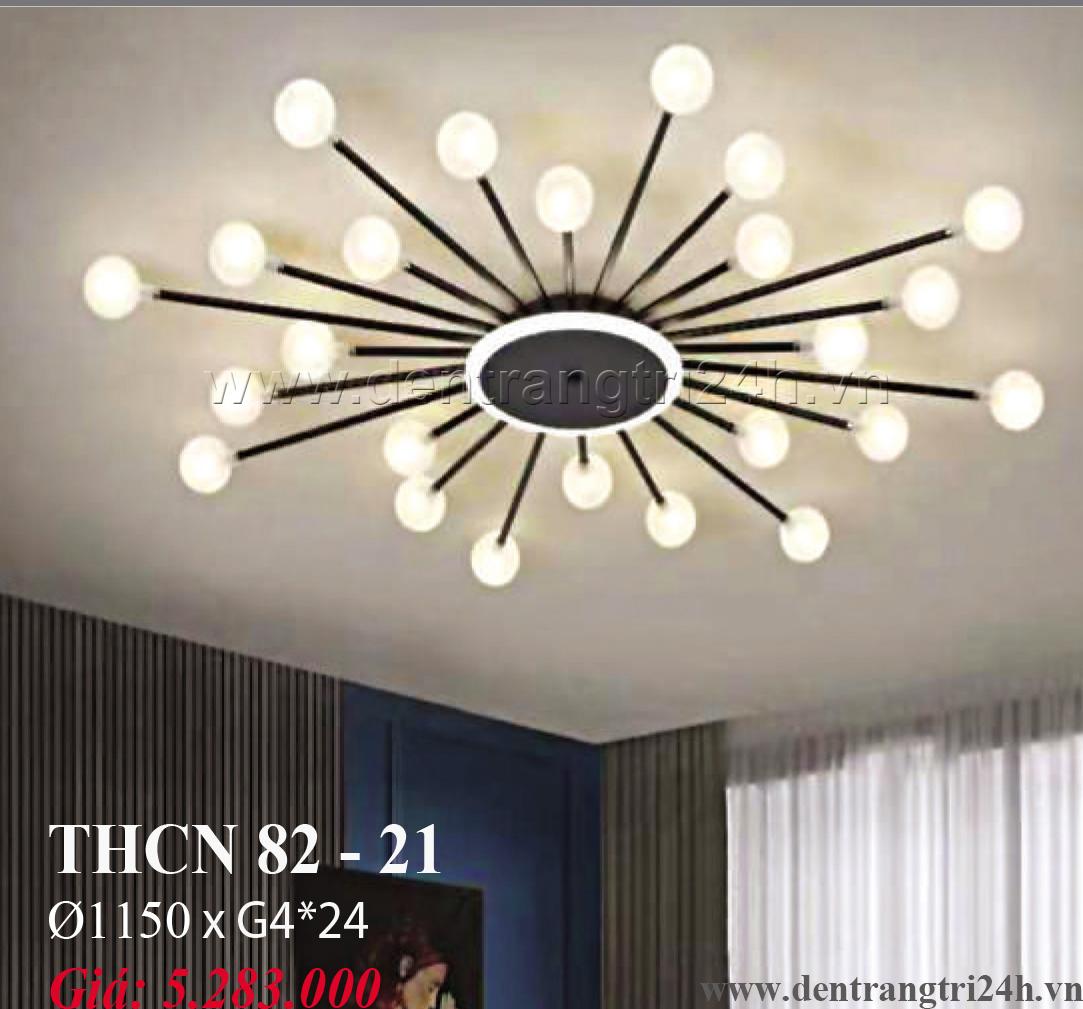 Đèn Trần Nghệ Thuật PT6 THCN 82-21 Ø1150