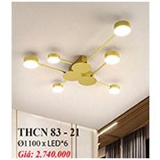 Đèn Trần Nghệ Thuật PT6 THCN 83-21 Ø950