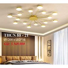 Đèn Trần Nghệ Thuật PT6 THCN 88-21 Ø1200
