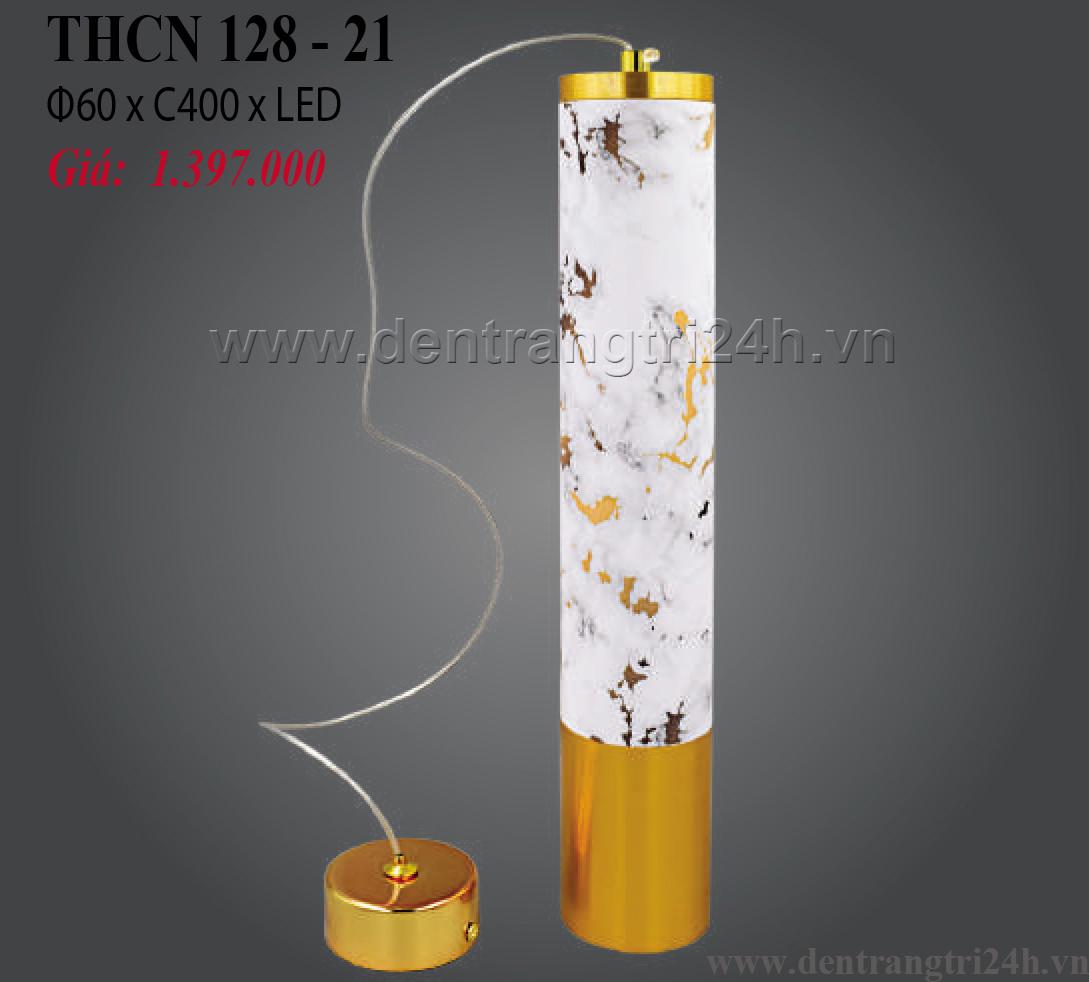 Đèn Thả Bàn Ăn PT6 THCN 128-21 Ø60xC400
