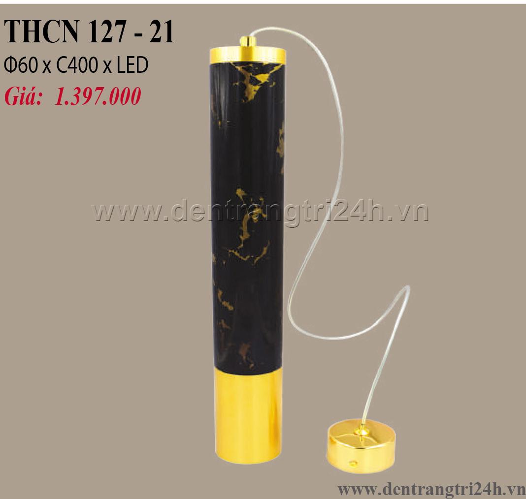 Đèn Thả Bàn Ăn PT6 THCN 127-21 Ø60xC400