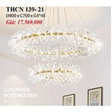 Đèn Chùm Nghệ Thuật PT6 THCN 139-21 N800xC700