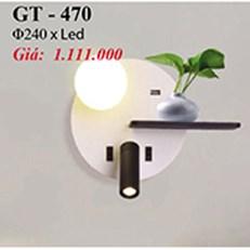 Đèn Tường LED PT6 GT-470 Ø240