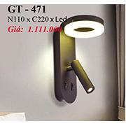 Đèn Tường LED PT6 GT-471 N110xC220