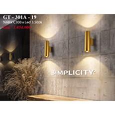 Đèn Tường LED PT6 GT-301A-19 N60xC300
