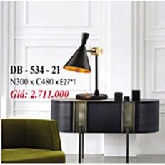 Đèn Bàn Trang Trí PT6 DB-534-21 N300xC480