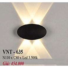 Đèn Vách Ngoại Thất PT6 VNT-635 N110xC80