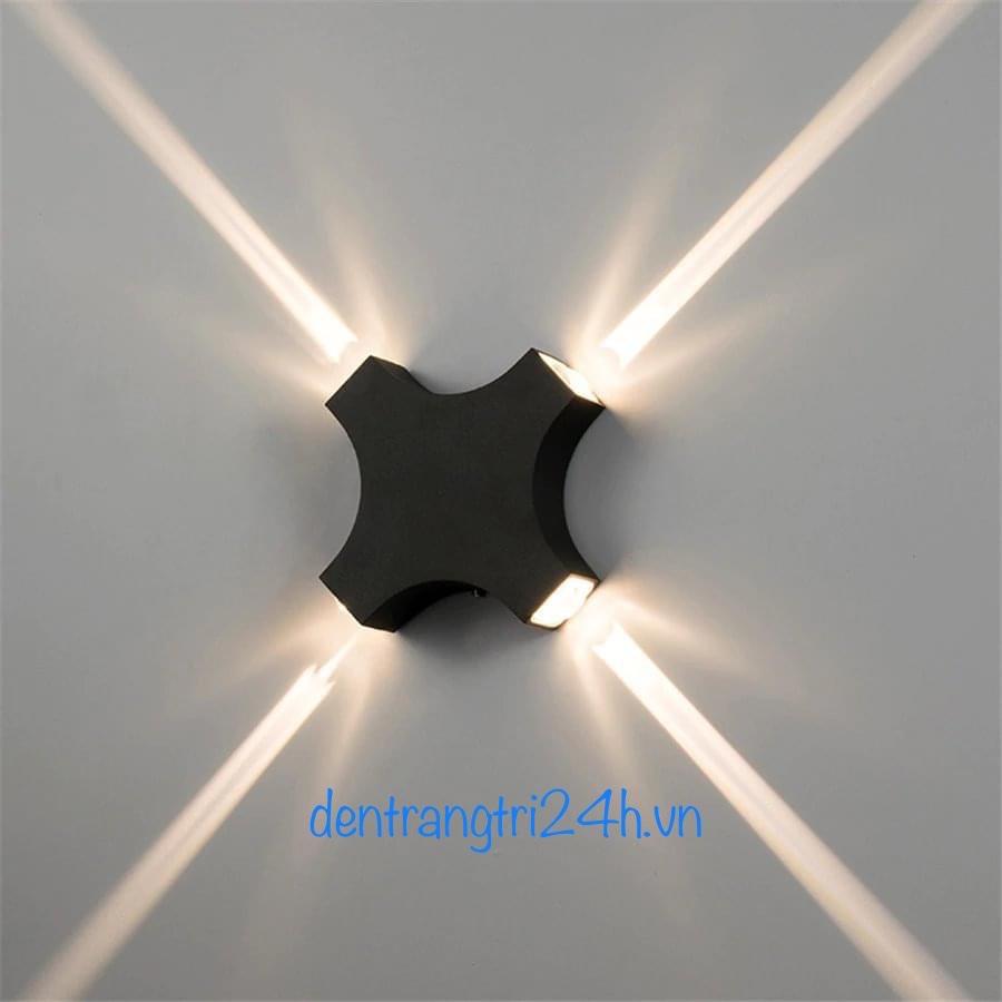 Đèn Vách Ngoại Thất PT6 VNT-675 D170xR170