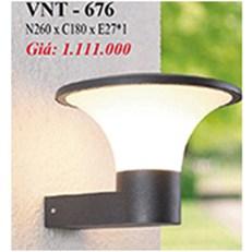 Đèn Vách Ngoại Thất PT6 VNT-676 N260xC180