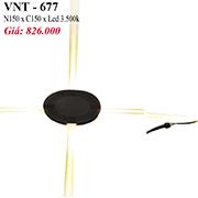 Đèn Vách Ngoại Thất PT6 VNT-677 N150xC150