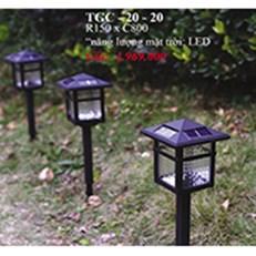 Đèn trụ sân vườn PT6 TGC-20-20 R150xC800