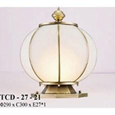 Đèn Trụ Cổng PT6 TCD-27-21/390 Ø390xC400