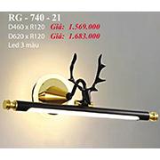 Đèn Soi Gương PT6 RG-740-21/460 D460xR120