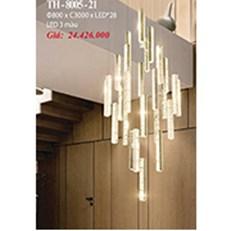 Đèn Thả Nghệ Thuật PT6 TH-8005-21 Ø800xC3000