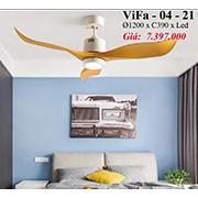 Đèn Quạt PT6 VIFA-04-21 Ø1200xC390