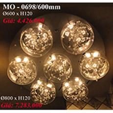 Đèn Trần Nghệ Thuật PT6 MO-0698/600 Ø600xH120