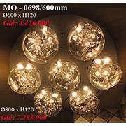 Đèn Trần Nghệ Thuật PT6 MO-0698/800 Ø800xH120