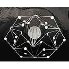 Đèn Trần Nghệ Thuật AU2 C5135-24A Ø660xH260