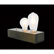 Đèn Bàn Trang Trí AU2 LIAN-TD01/2 Ø80xW250xH55