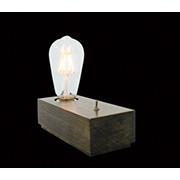 Đèn Bàn Trang Trí AU2 LIAN-TD02/1 Ø80xW180xH55