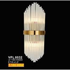 Đèn Tường Pha Lê SN2 VPL 8032 Ø180xH500