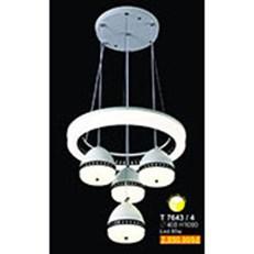 Đèn Thả LED SN2 T7643/4 Ø400xH1000