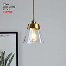 Đèn Thả Bàn Ăn CTK2 TT.40 W170xH220