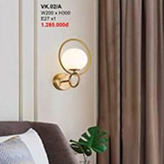 Đèn Tường Kiểu Ý CTK2 VK.02/A W200xH300