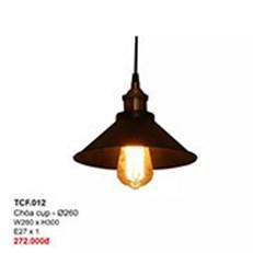 Đèn Thả Cổ Điển CTK2 TCF.012 W260xH300