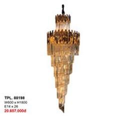 Đèn Chùm Pha Lê CTK2 TPL.88198 W600xH1800