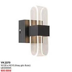 Đèn Tường LED CTK2 VK.2270 W100xH210