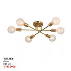 Đèn Chùm Nghệ Thuật CTK2 TTK.78/6 Ø650