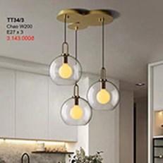 Đèn Thả Bàn Ăn CTK2 TT34/3 W200