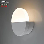Đèn Tường LED CTK5 VK.2274 Ø140