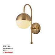 Đèn Tường Kiểu Ý CTK5 VK.11B W150xH400
