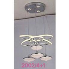 Đèn Thả Pha Lê KP3 2002/4+1