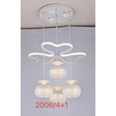 Đèn Thả Pha Lê KP3 2006/4+1