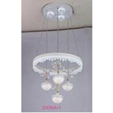 Đèn Thả Pha Lê KP3 2008/4+1