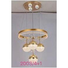 Đèn Thả Pha Lê KP3 2003/4+1