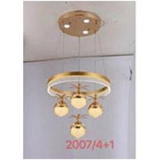 Đèn Thả Pha Lê KP3 2007/4+1