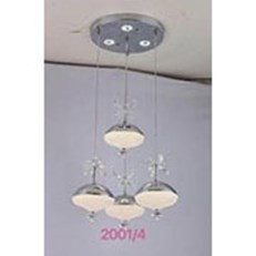 Đèn Thả Pha Lê KP3 2001/4