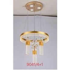 Đèn Thả Pha Lê KP3 9041/4+1