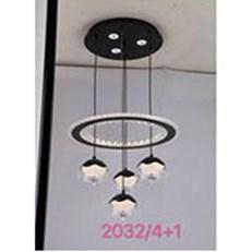 Đèn Thả Pha Lê KP3 2032/4+1