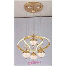 Đèn Thả Pha Lê KP3 2005/4+1