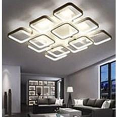 Đèn áp trần LED BMC1 ML-6001F/8+4SQ Ø900